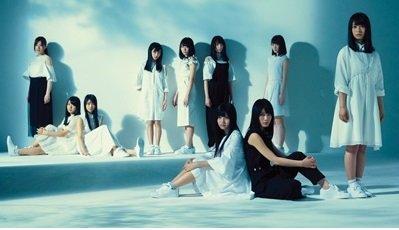 欅坂46 真っ白なものは汚したくなる ミニポスター