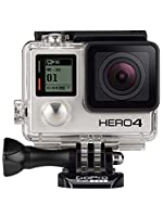 GoPro HERO4 - BLACK EDITION - ADVENTURE (English - German Version) [並行輸入品]