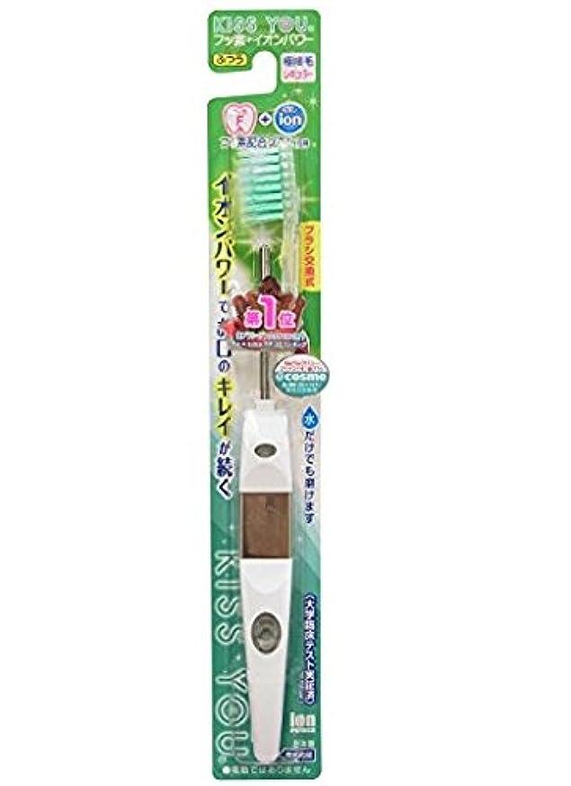 治す合併ハーブフッ素イオン歯ブラシ極細レギュラー本体ふつう × 5個セット