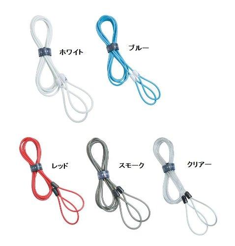 ギザ プロダクツ カラー ダブル ループ ワイヤー φ3x1.800mm (ロック用ワイヤー) GIZA PRODUCTS Color Double Loop Wire カラーダブルループワイヤー ブルー(LKW16601)