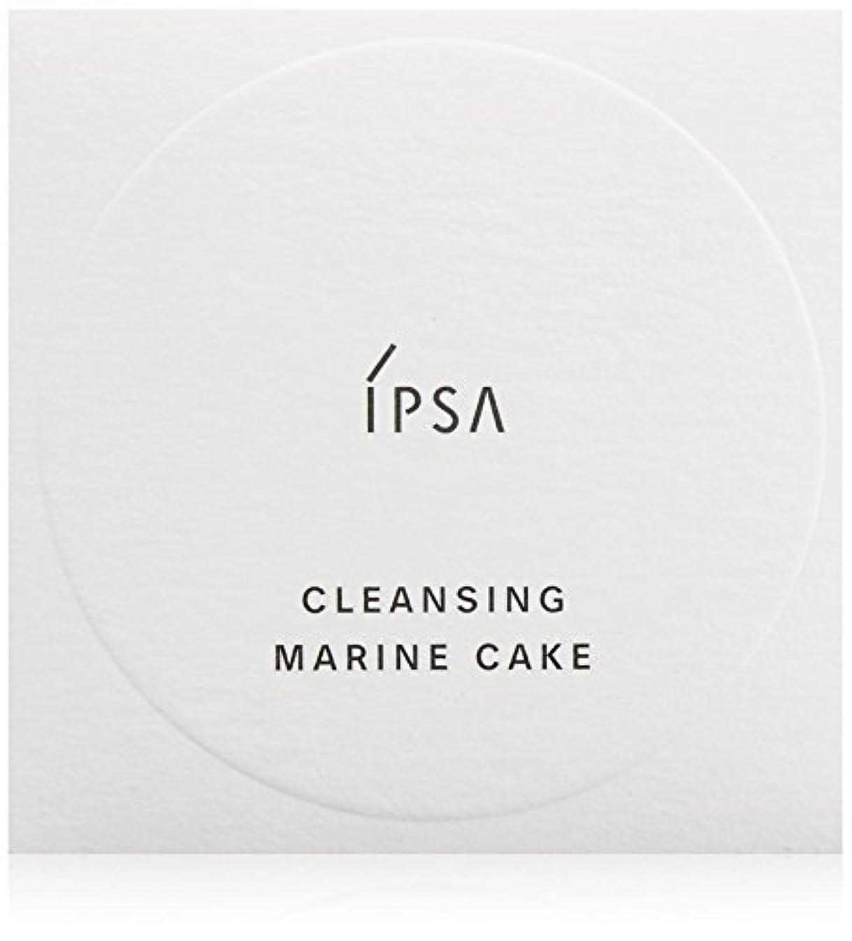 にもかかわらず可能にする髄イプサ(IPSA) クレンジング マリンケイク