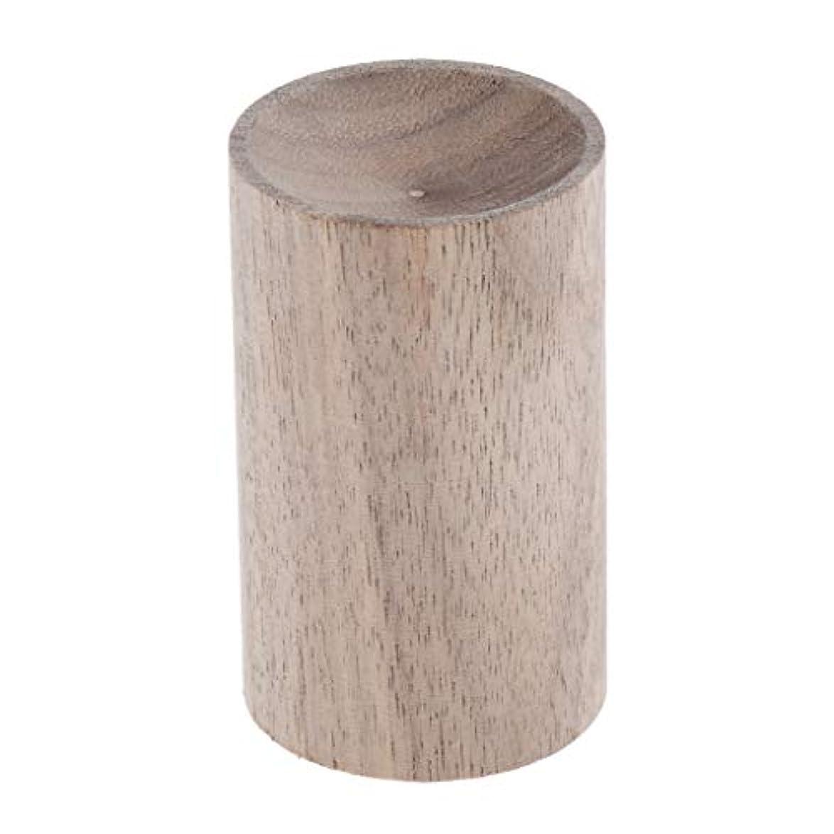 追い越す十分なページェントD DOLITY 天然木 ハンドメイド 手作り 空気清浄 エッセンシャルオイル 香水 アロマディフューザー 2種選ぶ - 02, 3.2cm