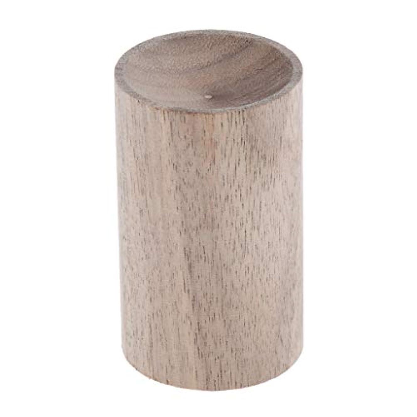 技術適切に慎重にD DOLITY 天然木 ハンドメイド 手作り 空気清浄 エッセンシャルオイル 香水 アロマディフューザー 2種選ぶ - 02, 3.2cm