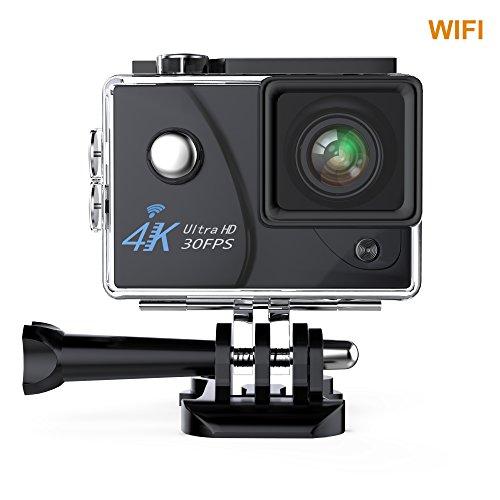 WMSJP アクションカメラ 4K