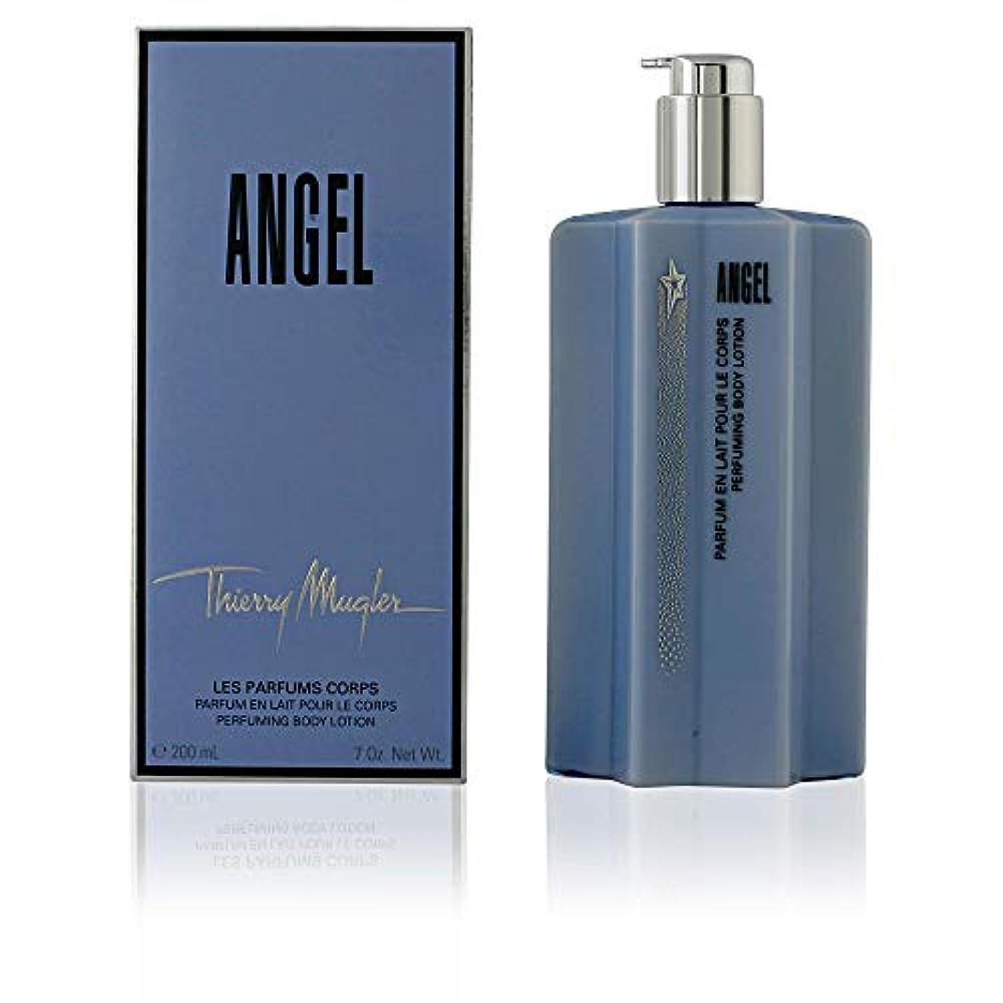 横レーニン主義ステレオタイプThierry Mugler Angel Body Lotion 200 ml