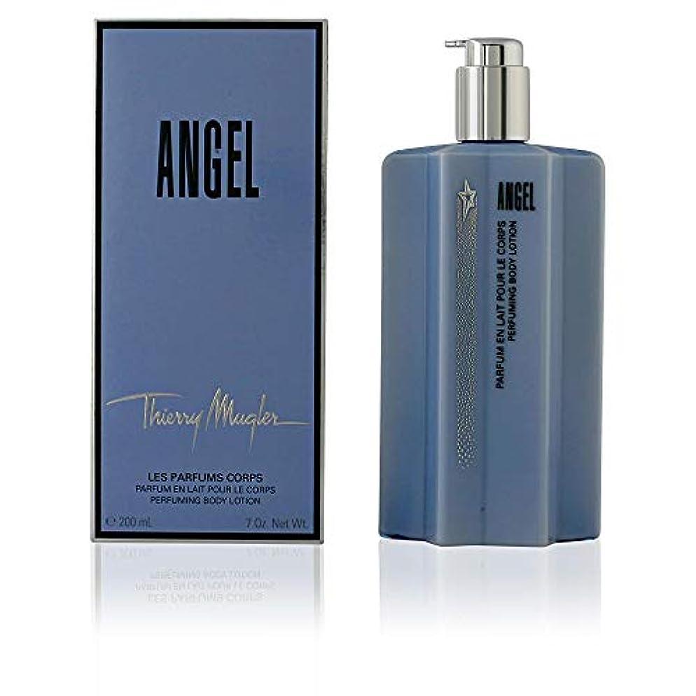モディッシュ前提脇にThierry Mugler Angel Body Lotion 200 ml