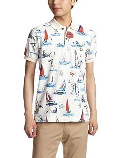 nowartt x Edifice Polo Shirt 13071310653510: White
