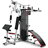 Powertrain MultiStation Home Gym with Weights -175lbs