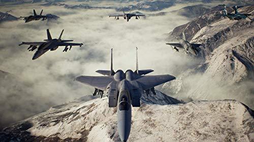 『【PS4】ACE COMBAT™ 7: SKIES UNKNOWN【早期購入特典】「ACE COMBAT™ 5: THE UNSUNG WAR ( PS2移植版) 」 「プレイアブル機体 F-4E PhantomII」「歴代シリーズ人気機体スキン3種」がダウンロードできるプロダクトコード (封入)』の2枚目の画像