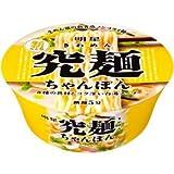 明星 究麺ちゃんぽん 107g×12個