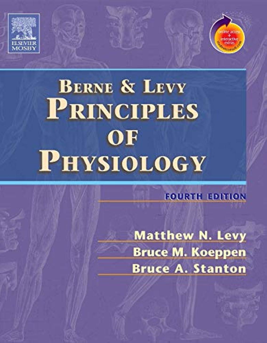 反逆売り手消毒するBerne & Levy Principles of Physiology: With STUDENT CONSULT Online Access, 4e