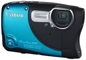 Canon デジタルカメラ PowerShot D20 約1210万画素 光学5倍ズーム タフ防水 PSD20