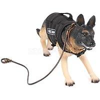 1 / 6スケールUS Special Forces警察犬Shepherd Action Figure w /リーシュベスト