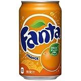 ファンタオレンジ 350ml 缶 1ケース 30本