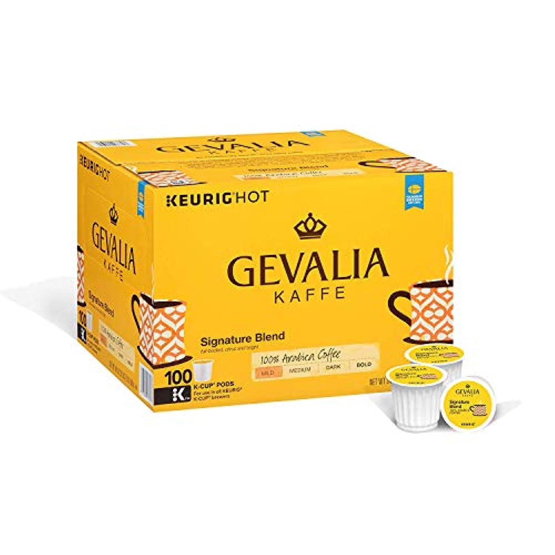 Gevalia シグネチャーブレンドコーヒー、Kカップポッド