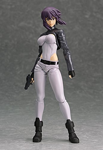 figma 攻殻機動隊 STAND ALONE COMPLEX 草薙素子 S.A.C.ver. ノンスケール ABS&ATBC-PVC製 塗装済み可動フィギュア