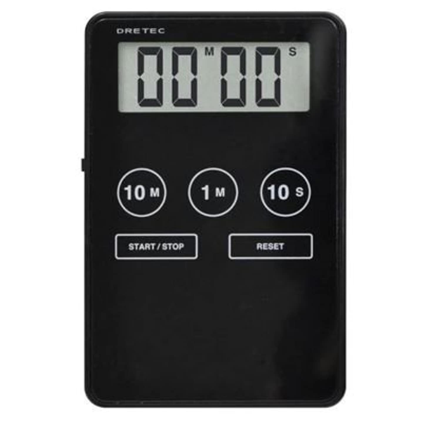 硬い体フロントバイブレーションタイマー【i-timer】 (黒)