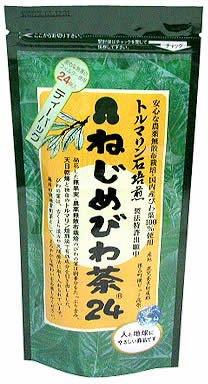 十津川 ねじめ びわ茶24  2gx24袋