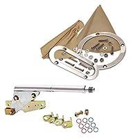 American Shifter 501395 Shifter Kit (10 E Brake Trim Kit 45RFE For EE96E) [並行輸入品]