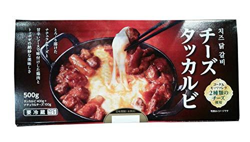 チーズ タッカルビ 500g 伊藤ハム 要冷蔵