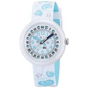 [フリック フラック]FLIK FLAK キッズ腕時計 COEUR DE REVE (クール・ド・レーヴ) ZFTNP005-STD ガールズ 【正規輸入品】