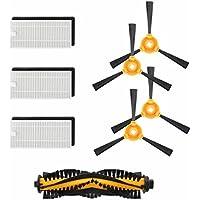 ECOVACS DEEBOT 床用ロボット掃除機 DN79/N79T 専用 消耗品 アクセサリ