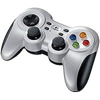 Logicool G ワイヤレス ゲームパッド F710r PCゲーム用 滑らかな操作感 国内正規品