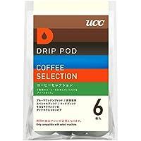 UCC ドリップポッド 専用カートリッジ コーヒーセレクション 6P