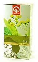 Carmencita 20のティーバッグによってスペイン語リンデンの花茶(ティラ/は、Tilo)