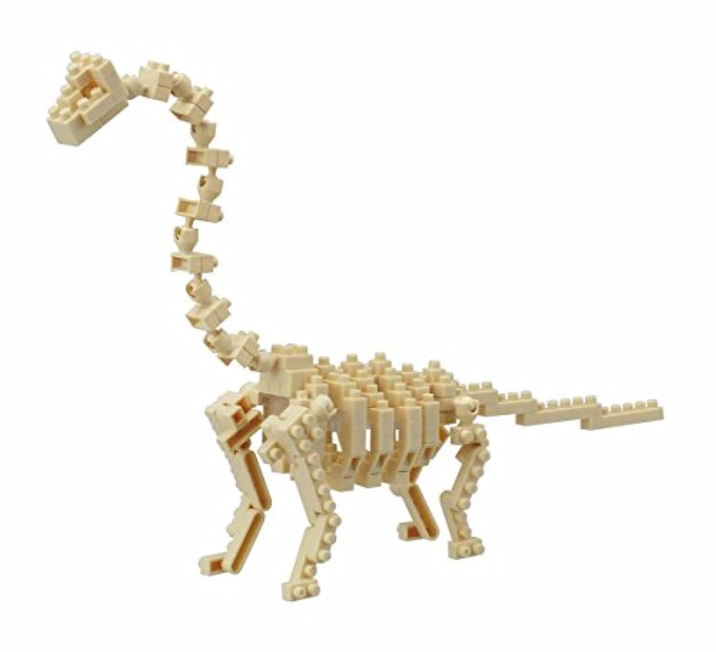 ナノブロック ブラキオサウルス (骨格モデル) NBC_114