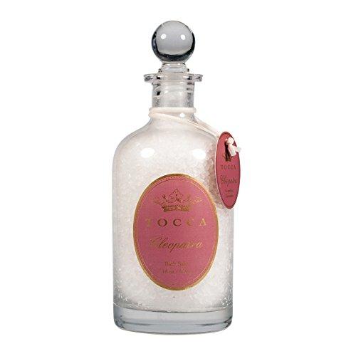トッカ(TOCCA) バスソルト 535g クレオパトラの香り (約10回分)