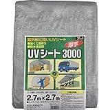 ユタカ シート #3000シルバーシート 2.7×2.7 SL3004