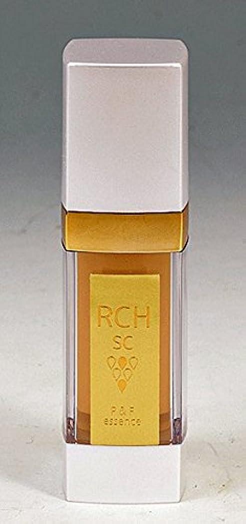 著者壁おなじみのRCH SC P&Fエッセンス(プラセンタ&フラーレン)幹細胞コスメ