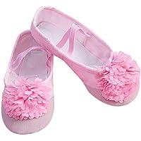 SODIAL Children's Dance Shoes Soft Bottom Children's Girls Yoga Dance Ballet Shoes-34
