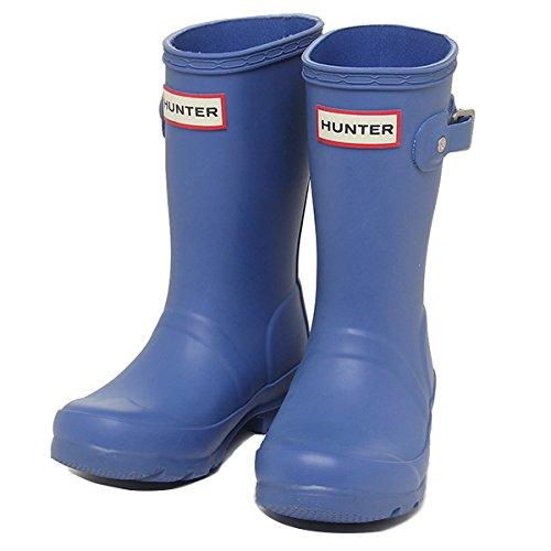 ハンター ブーツ キッズ HUNTER KFT5000RMA BCB ORIGINAL KIDS レインブーツ/長靴 BRIGHT COBALT[並行輸入品]