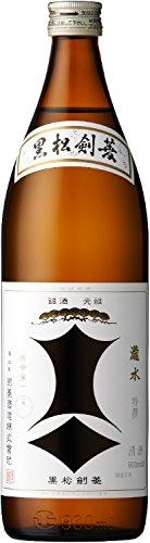 剣菱酒造 黒松剣菱 瓶 900ml