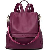 Women Backpack Purse Fashion PU Leather Waterproof Anti-theft Large Travel Bag Ladies Shoulder School Bags