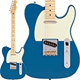 Fender エレキギターMade in Japan Hybrid II Telecaster®, Maple Fingerboard, Forest Blue