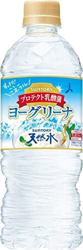 三得利 酸奶&南阿尔卑斯的天然水(冷冻兼用)540ml