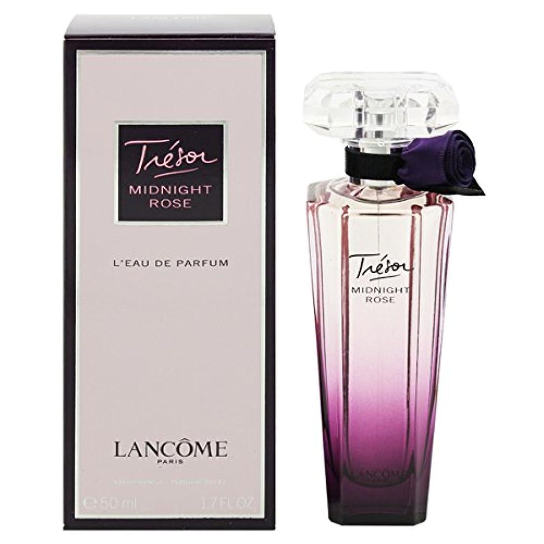 ジャケット真夜中定説Tresor Midnight Rose (トレゾア ミッドナイト ローズ) 1.7 oz (50ml) EDP Spray by Lancome for Women