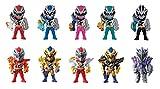 バンダイ 騎士竜戦隊リュウソウジャー リミックスヒーローズ 01 / 02 全10種セット フルコンプ
