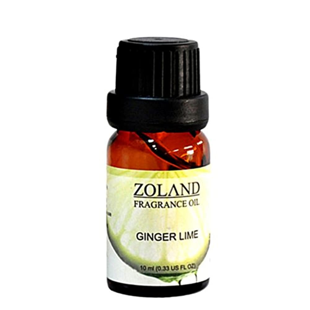 イヤホン充実養うKweetop エッセンシャルオイル お試しセット 10ml AEAJ認定精油 表示基準適合認定精油 (Ginger Lime)