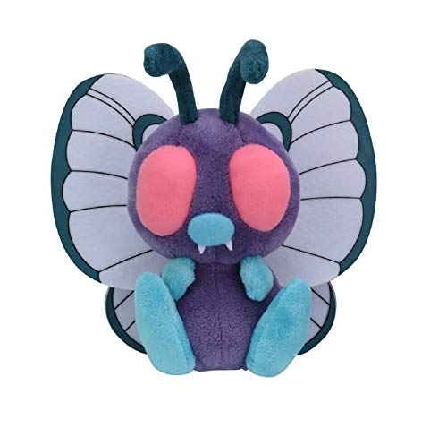 ポケモンセンターオリジナル ぬいぐるみ Pokémon fit バタフリー