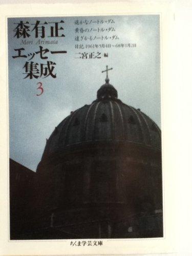 森有正エッセー集成〈3〉 (ちくま学芸文庫)の詳細を見る