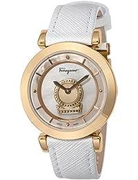 [フェラガモ]Ferragamo 腕時計 Minuetto ゴールド文字盤 FQ4270015 レディース 【並行輸入品】