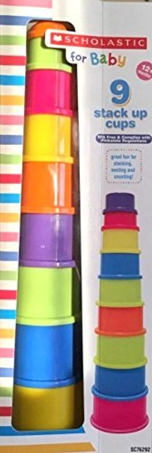 Scholastic Stack Up Cups