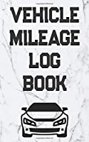 Vehicle Mileage Log Book: Gas Mileage Log Book Tracker (Small Pocket Edition)