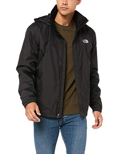 The North Face Men's M Resolve 2 Jacket,TNF Black,M