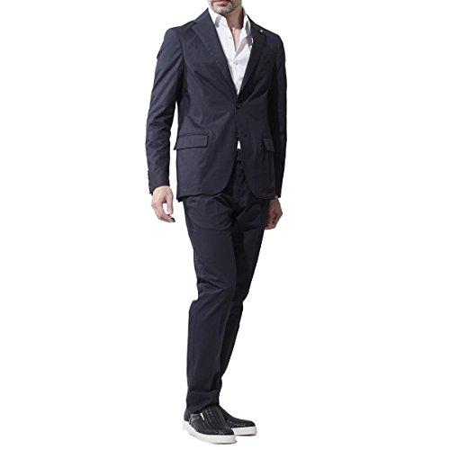 (ラルディーニ) LARDINI 2つボタン スーツ/EASY イージー [並行輸入品]