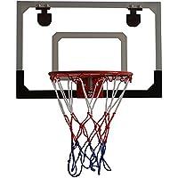 ミニフープBackboard Net Set withバスケットボールインドアアウトドアゲームおもちゃ子供プレゼント